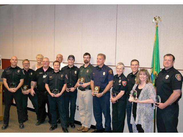 2015 EMS awards pictures